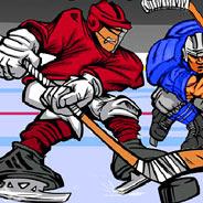 Игра Ловкие хоккеисты - картинка