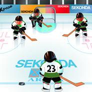 Игра Маленький хоккей - картинка