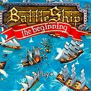 Игра Морской бой: начало - картинка