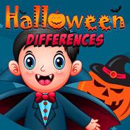 Игра Найди отличия в Хэллоуин