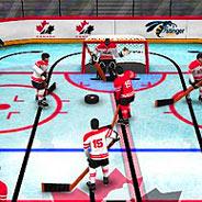Игра Настольный хоккей - картинка