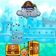 Игра Пираты: укрой апельсин - картинка