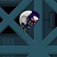 Игра Побег летающего ниндзя