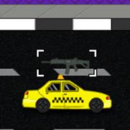 Игра Побег на такси