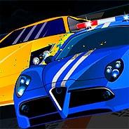 Игра Полиция: высокая скорость - картинка