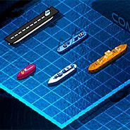 Игра Противостояние кораблей - картинка