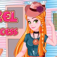 Игра Рапунцель: Секрет Красоты Девушки