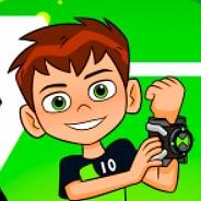 Игра Рисуй и беги: Бен 10