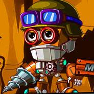 Игра Робот шахтер - картинка