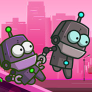 Игра Роботы близнецы