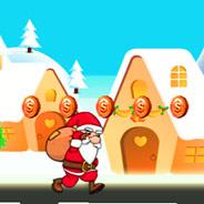 Игра Рождественский паркур