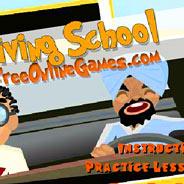 Игра Школа таксистов - картинка