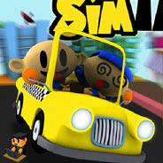 Игра Сим Такси 2 - картинка