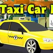 Игра Соревнование машин такси - картинка