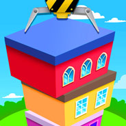 Игра Строить башню