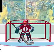 Игра Супер хоккей - картинка