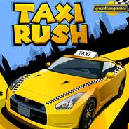 Игра Такси: довези пассажира - картинка