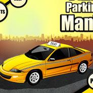 Игра Такси мания: парковаться в мегаполисе - картинка