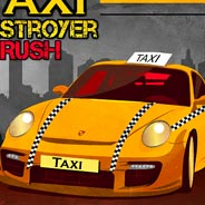 Игра Такси: Разрушающая Езда - картинка