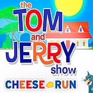 Игра Том и Джерри: бег за сыром