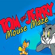 Игра Том и Джерри: мышиный лабиринт - картинка