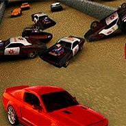 Игра Убеги от полиции - картинка