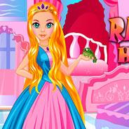 Игра Волшебные Волосы Рапунцель - картинка