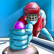 Игра Воздушный хоккей - картинка
