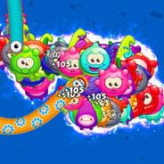 Игра Worms zone