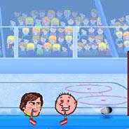 Игра Хоккей головами - картинка