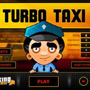 Игра Желтое такси: быстрый автомобиль - картинка