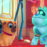 Игра Бинго и Ролли: Собака-Робот - картинка