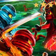 Игра Лего Ниндзяго Кружитцу