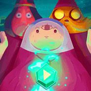 Игра Время Приключений: Битва Волшебников