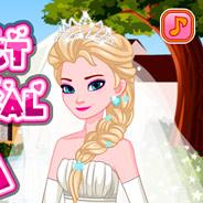 Игра Холодное Сердце: Предложение для Принцессы