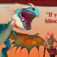 Игра Астрид Против Злобного Змеевика - картинка