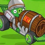 Игра Bad Piggies: Гонки на мотоцикле - картинка