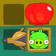 Игра Bad Piggies: Слови Злых Птиц - картинка