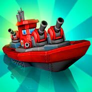 Игра BattleBoats.io: Пушки на Кораблях