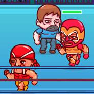 Игра Борьба на Ринге