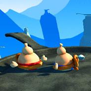 Игра Борьба Сумо - картинка