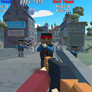 Игра Игрушечная Война - картинка