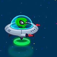 Игра Инопланетяне на Летающей Тарелке