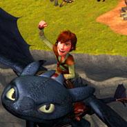Игра Как Приручить Дракона: Школа Драконов
