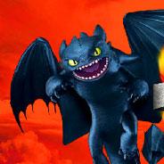 Игра Как приручить Дракона: Тренировка - картинка
