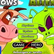Игра Коровы Против Пришельцев - картинка