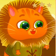 Игра Котик Бубу и его Пазл