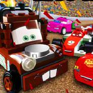 Игра Лего Гранд-Прикс от Тачки