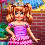 Игра Маленькая Девочка: Принцесса или Супергероиня