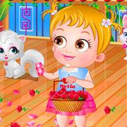 Игра Малышка Хейзел: День Святого Валентина - картинка
